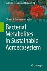 Bacterial Metabolites In Sustainable Agroecosystem - Maheshwari, Dinesh K. (EDT) - ISBN: 9783319246529