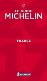 Michelin Red Guide 2017 France - Michelin Travel Publications (COR) - ISBN: 9782067214644