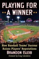 Playing For A Winner - Isleib, Brandon - ISBN: 9781476665382