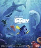Finding Dory - ISBN: 8717418489908