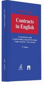Contracts in English - Bugg, Stuart G. - ISBN: 9783406687624