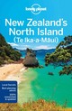 Lonely Planet New Zealand's North Island - Lonely Planet; Rawlings-way, Charles; Atkinson, Brett; Bennett, Sarah; Drag... - ISBN: 9781786570260
