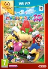 Mario party 10 (selects) - ISBN: 0045496336752