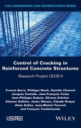 Control Of Cracking In Reinforced Concrete Structures - Mazars, Jacky; Labbé, Pierre; Gallitre, Etienne; Erlicher, Silvano; Dubois, Jean-philippe; Coste, Jean-françois; Cortade, Jacques; Chauvel, Daniele; Bisch, Philippe; Barre, Francis - ISBN: 9781786300522