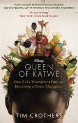 Queen Of Katwe - Crothers, Tim - ISBN: 9780349141770