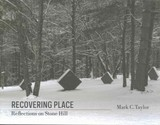Recovering Place - Taylor, Mark C. - ISBN: 9780231164993