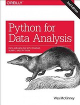 Python For Data Analysis, 2e - Mckinney, Wes - ISBN: 9781491957660