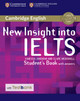 New Insight into IELTS - Student's Book with answers and Testbank - ISBN: 9783125353534