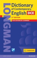 Longman Dictionary of Contemporary English (DCE) - ISBN: 9783468490736