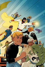 Future Quest Vol. 1 - Palmiotti, Jimmy - ISBN: 9781401268077