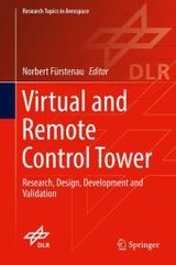 Virtual And Remote Control Tower - Furstenau, Norbert (EDT) - ISBN: 9783319287171