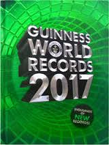 Guinness world records 2017 - ISBN: 9789026140976