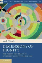 Dimensions Of Dignity - Weinrib, Jacob (new York University) - ISBN: 9781107084285