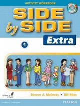 Side By Side (extra) 1 Activity Workbook With Cds - Bliss, Bill; Molinsky, Steven - ISBN: 9780132459730