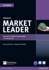 Market Leader 3rd Edition Advanced Coursebook With Dvd-rom And Myenglishlab Access Code Pack - Cotton, David; Falvey, David; Kent, Simon - ISBN: 9781447922254