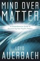 Mind Over Matter - Auerbach, Loyd - ISBN: 9780738752648