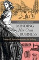 Minding Her Own Business - Bishop, Catherine - ISBN: 9781742234328