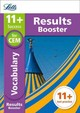 11+ Vocabulary Results Booster For The Cem Tests - Mcmahon, Philip; Letts 11+ - ISBN: 9781844198993