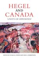 Hegel And Canada - Dodd, Susan (EDT)/ Robertson, Neil G. (EDT) - ISBN: 9781442644472