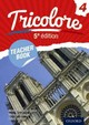 Tricolore Teacher Book 4 - Spencer, Michael; Honnor, Sylvia; Mascie-taylor, Heather - ISBN: 9780198374763