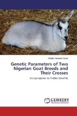 Genetic Parameters of Two Nigerian Goat Breeds and Their Crosses - Yusuff, Afolabi Taoheed - ISBN: 9783659959912