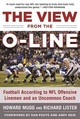 The View From The O-Line - Mudd, Howard/ Lister, Richard/ Reid, Andy (FRW)/ Fouts, Dan (FRW) - ISBN: 9781613219355