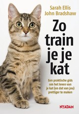 Zo train je je kat - Sarah  Ellis - ISBN: 9789046820360