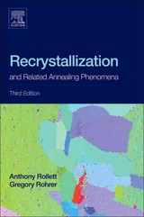 Recrystallization and Related Annealing Phenomena - Humphreys, John; Rohrer, Gregory S.; Rollett, Anthony - ISBN: 9780080982359