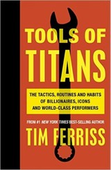Tools Of Titans - Ferriss, Timothy (author) - ISBN: 9781785041273