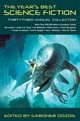 Year's Best Science Fiction: Thirty-third Annual Collection - Dozois, Gardner - ISBN: 9781250080844