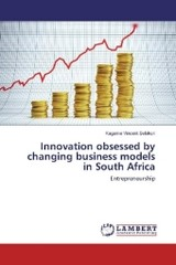 Innovation obsessed by changing business models in South Africa - Sebikari, Kagame Vincent - ISBN: 9783659955617