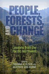 People, Forests, And Change - Olson, Deanna H. (EDT)/ Van Horne, Beatrice (EDT) - ISBN: 9781610917674