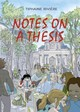 Notes On A Thesis - Rivière, Tiphaine/ Barrie, Francesca (TRN) - ISBN: 9781910702499