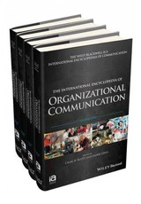 International Encyclopedia Of Organizational Communication - Scott, Craig R./ Lewis, Laurie - ISBN: 9781118955604