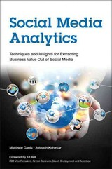 Social Media Analytics - Ganis, Matthew; Kohirkar, Avinash - ISBN: 9780133892567