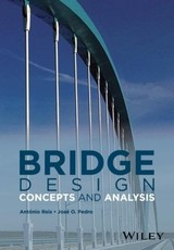 Bridge Design - Pedro, Jose O.; Reis, Antonio - ISBN: 9780470843635