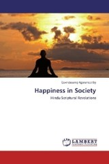 Happiness in Society - Agoramoorthy, Govindasamy - ISBN: 9783659952043