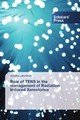 Role of TENS in the management of Radiation Induced Xerostomia - Lakshman, Anusha - ISBN: 9783659842009