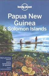 Lonely Planet Papua New Guinea & Solomon Islands - Kaminski, Anna; Carillet, Jean-Bernard; Brown, Lindsay; Lonely Planet - ISBN: 9781786572165