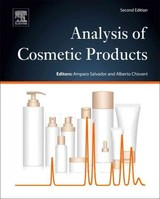 Analysis of Cosmetic Products - ISBN: 9780444635082