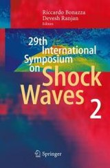 29th International Symposium  On Shock Waves 2 - Bonazza, Riccardo (EDT)/ Ranjan, Devesh (EDT) - ISBN: 9783319358215