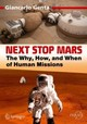 Next Stop Mars - Genta, Giancarlo - ISBN: 9783319443102