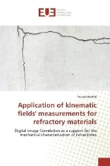 Application of kinematic fields' measurements for refractory materials - Belrhiti, Younès - ISBN: 9783841744692