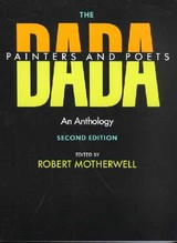 Dada Painters And Poets - Motherwell, R - ISBN: 9780674185005