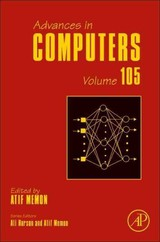 Advances In Computers - ISBN: 9780128122327
