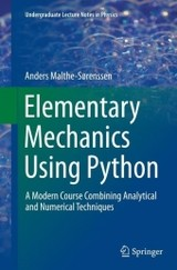 Elementary Mechanics Using Python - Malthe-Sorenssen, Anders - ISBN: 9783319386843