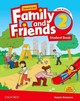 American Family And Friends: Level Two: Student Book - Simmons, Naomi; Thompson, Tamzin; Quintana, Jenny - ISBN: 9780194816076