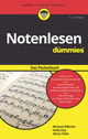 Notenlesen Fur Dummies Das Pocketbuch - Fehn, Oliver; Day, Holly; Pilhofer, Michael - ISBN: 9783527712717