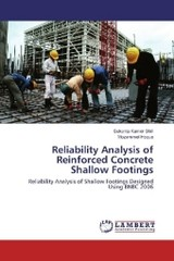 Reliability Analysis of Reinforced Concrete Shallow Footings - Hoque, Mozammel; Shill, Sukanta Kumer - ISBN: 9783659976926