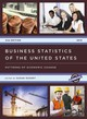 Business Statistics Of The United States - Ockert, Susan (EDT)/ Ryan, Mary Meghan (EDT) - ISBN: 9781598888782